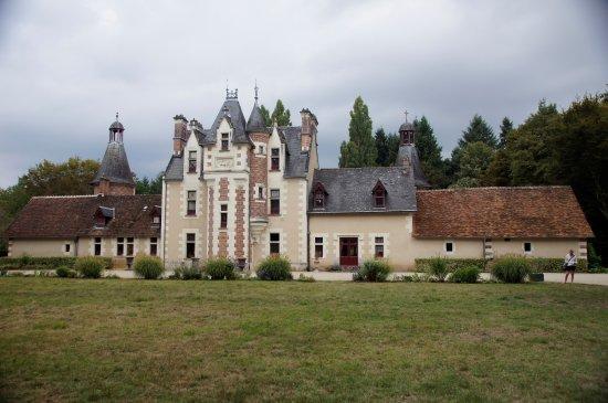 Cheverny, Prancis: Het kasteel