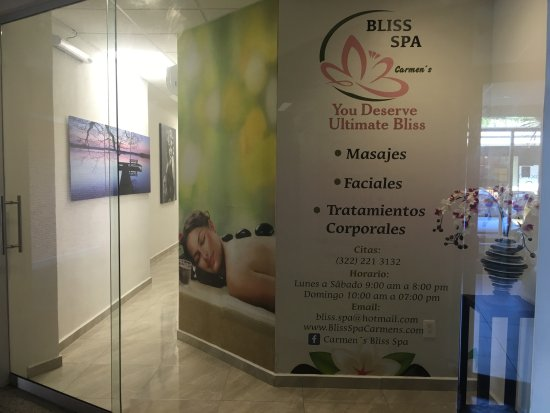Carmen's Bliss Spa