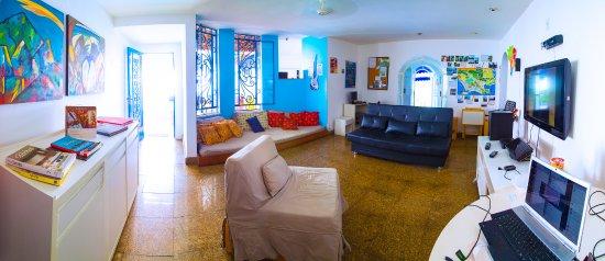 Lagoa Guest House: Sala de estar