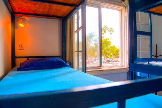 Lagoa Guest House: dormitório feminino