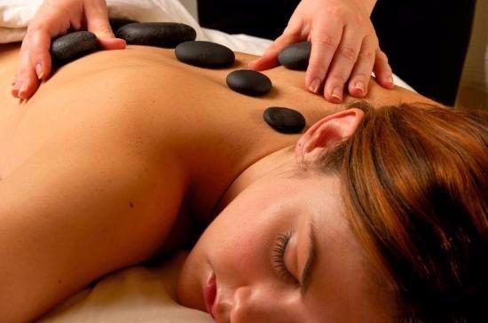 Винтер-Парк, Колорадо: Hot Stone Massage