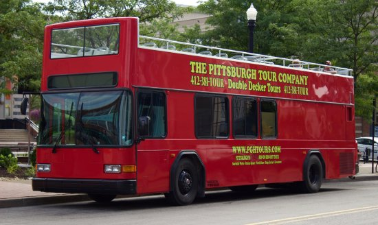 ‪The Pittsburgh Tour Company‬