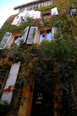 La Maison du Petit Canard: Façade