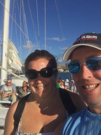Ocean Sports Sunset Champagne Sail: photo4.jpg