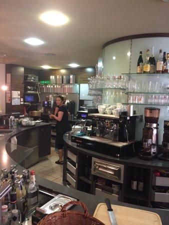 Lauf, Deutschland: Ruff's Coffee Lounge