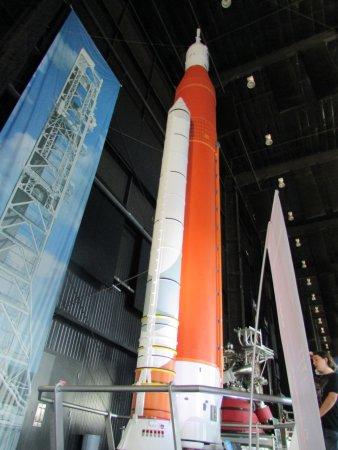 U.S. Space and Rocket Center : rocket