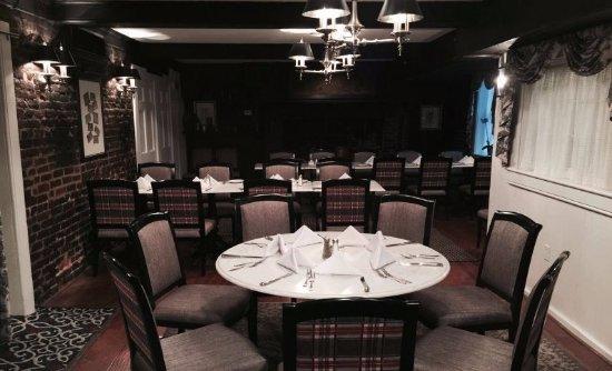 Historic Inns of Annapolis: Treaty of Paris Restaurant