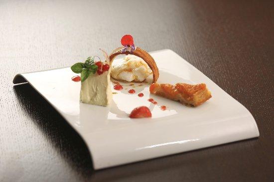 Cesson-Sevigne, Frankrike: assiete  gourmandes