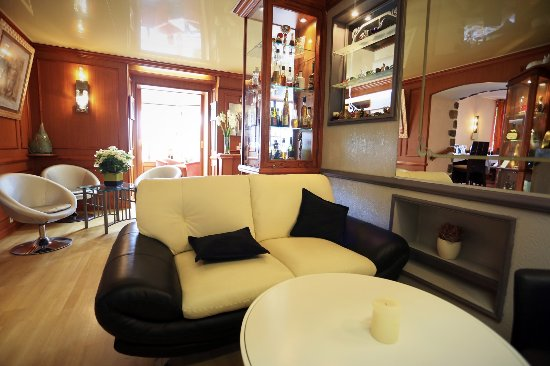 Le Clos Champel: salon