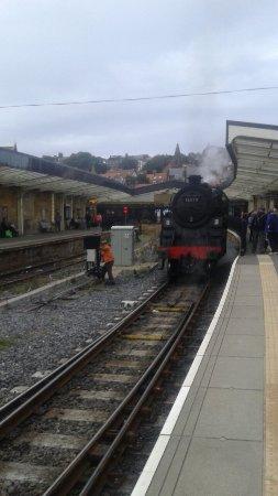 North Yorkshire Moors Railway: 20160926_112332_large.jpg