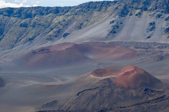Kula, Havaí: Vulcano