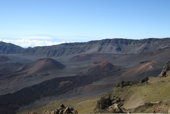 Kula, Havaí: Vulcani