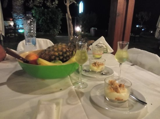 Καμισιανά, Ελλάδα: Il cibo e l'accoglienza sono ottimi! Il personale è gentilissimo e il cibo è molto buono! Consig