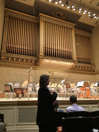 Symphony Hall Foto