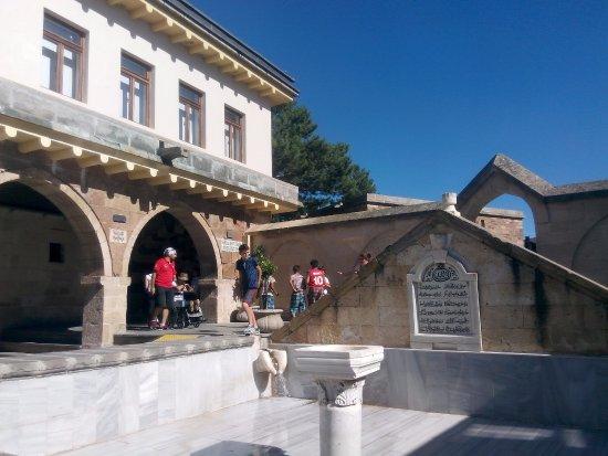 havuz - Picture of Haci Bektas Veli Museum, Nevsehir ...