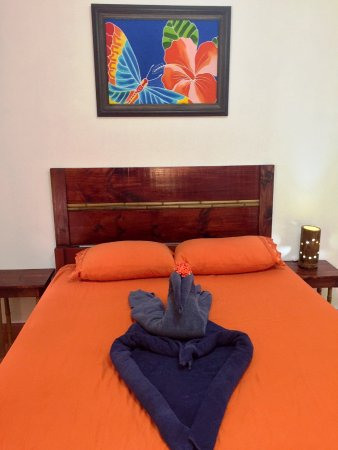 dominical hotel tropical sands dominical air conditioned double