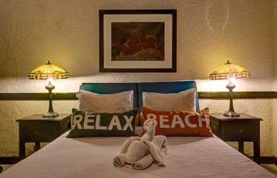 Casa Sirena Hotel: Room 2 Queen