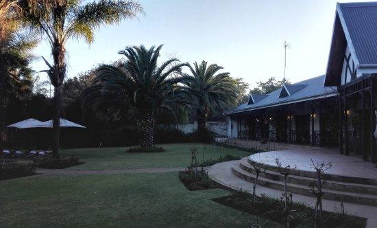 Hlangana Lodge Resmi