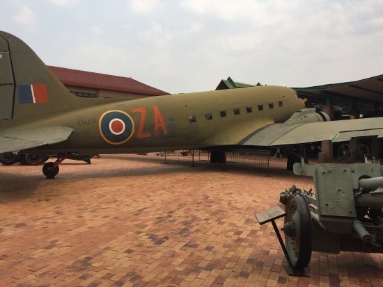South African National Museum of Military History: photo5.jpg