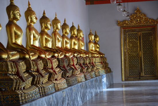Wat Pho - Bangkok - Picture of Temple of the Reclining ...