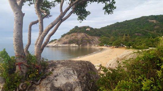 Khao Tao, Tailandia: Beach Hotel