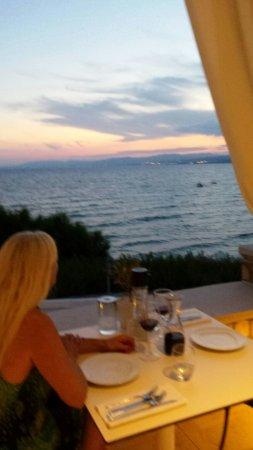 Kyma Beach Restaurant: 20160906_174636_large.jpg