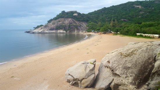 Khao Tao, Thailand: Beach Hotel