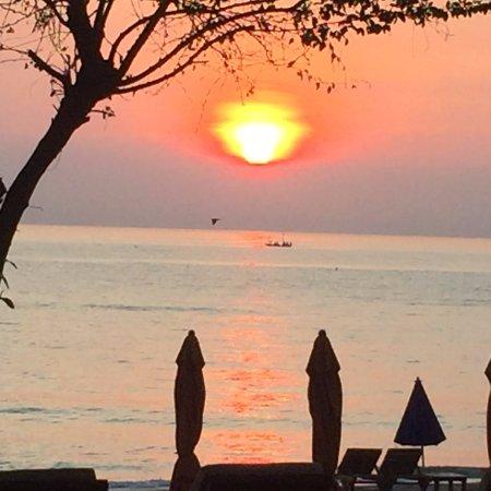 Khao Tao, Tailandia: Morning Beach