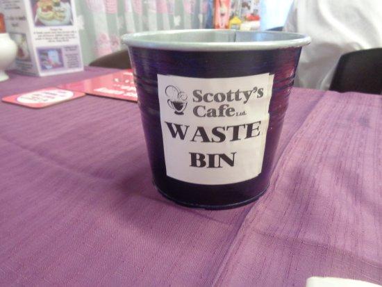 Oswestry, UK: Brilliant Idea