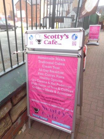 Oswestry, UK: Agenda