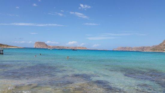 Balos Beach and Lagoon: Balos