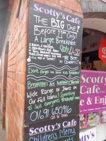 Oswestry, UK: Deal Of The Day