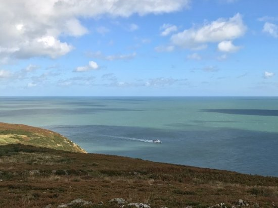 Howth, Irlanda: coastal walk