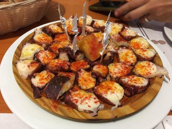 Province of Pontevedra, İspanya: Bar Cinco Calles