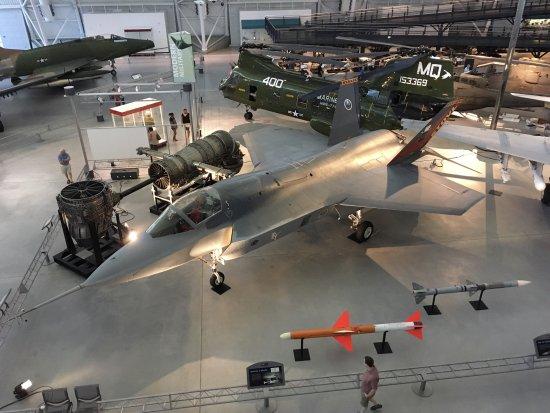 Chantilly, VA: X-35B