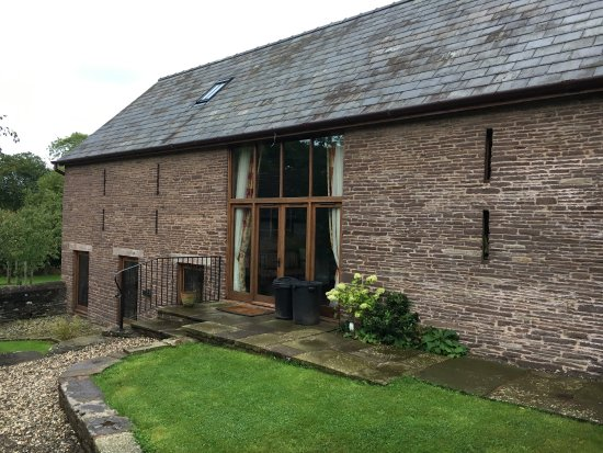 holt farm holiday cottages michaelchurch escley cottage