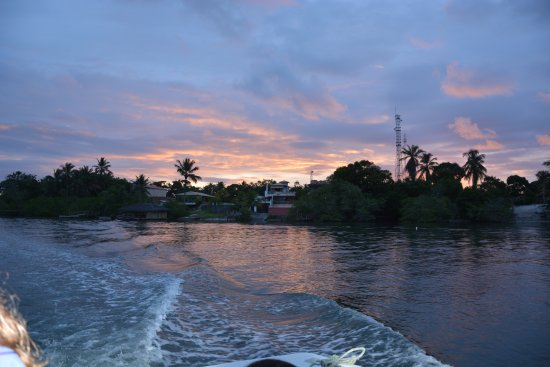 Hotel Transamerica Ilha de Comandatuba: Ida do aeroporto ao hotel
