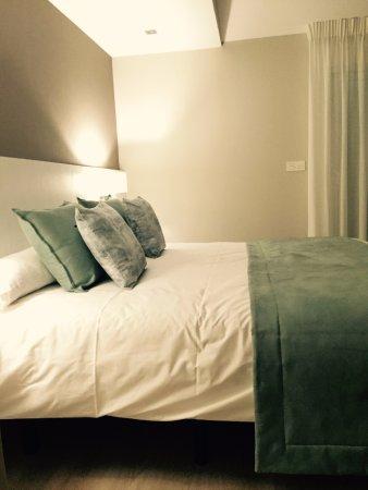 Hotel Mirador Ria de Arosa: habitaciones panorámicas superiores