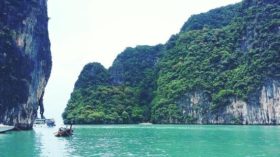 James Bond Island Tour We Booked From Hotel Picture Of