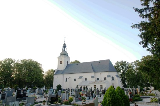Church of St Peter and Paul Opava