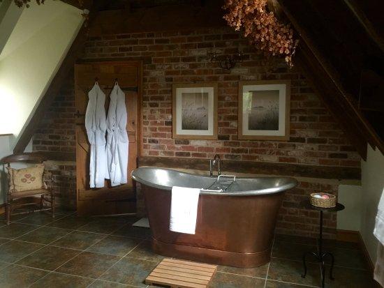 Digby, UK: bath