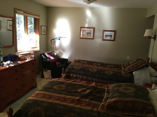 Cascade Court Bed & Breakfast: Twin Room