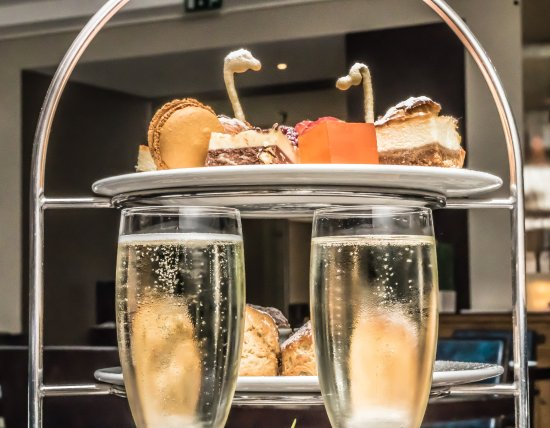 Afternoon Tea at The Montcalm London: Afternoon tea