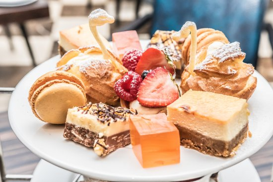Afternoon Tea At The Montcalm London Marylebone