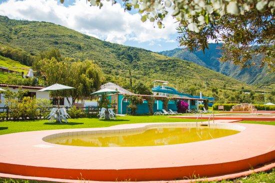 Hosteria Hacienda Chachimbiro