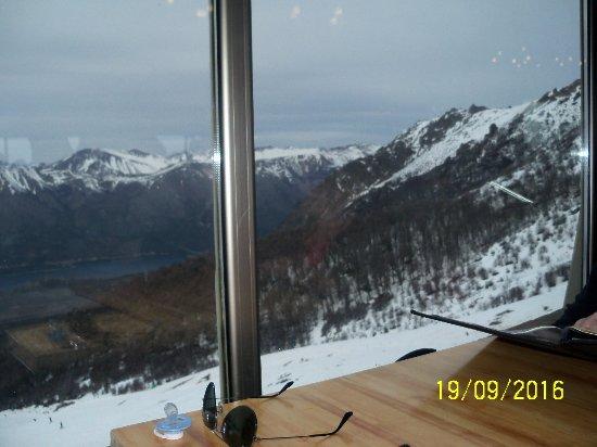 Amancay Restaurant: Vista desde la mesa