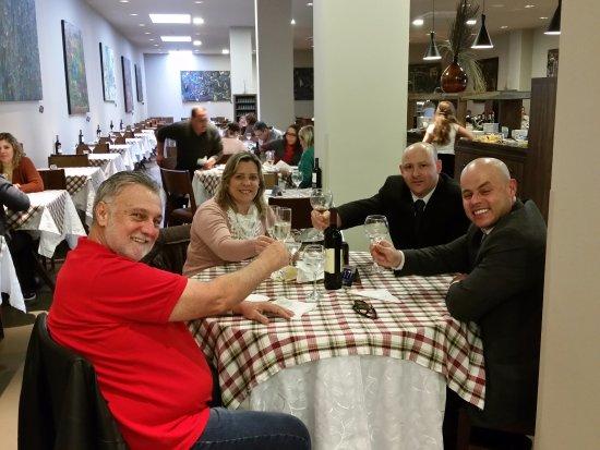 Hotel Laghetto Premio: Feijoada tradicional da rede Laghetto
