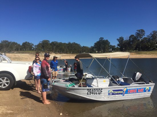 Lake Tinaroo Holiday Park : Boat Hire