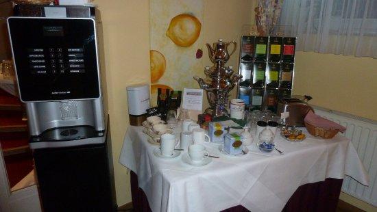 Alt Wernigeröder Hof: Kaffee und Tee
