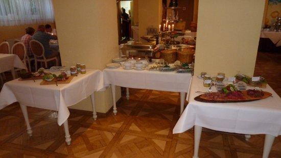 Alt Wernigeröder Hof: Frühstücksbuffet